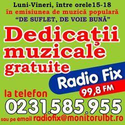 Dedicatii RadioFix Live