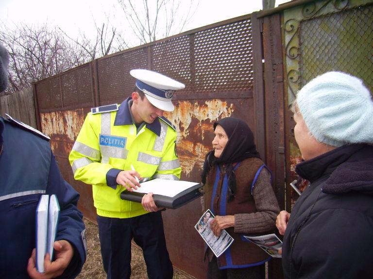 Campanie împotriva corupţiei destinată poliţiştilor şi cetăţenilor