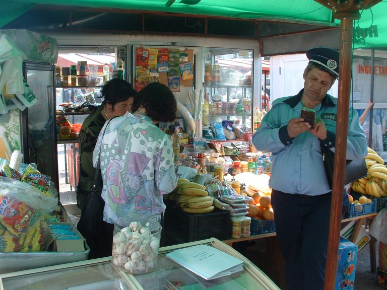 Razie de amploare în Bazar și Piața Centrală