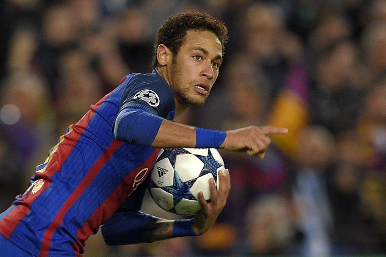 Neymar, omul revenirii Barcelonei