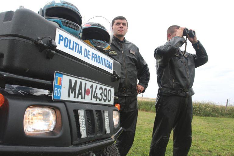 Angajări din sursă externă și la Poliția de Frontieră. Se caută agenți pentru SPF Stânca