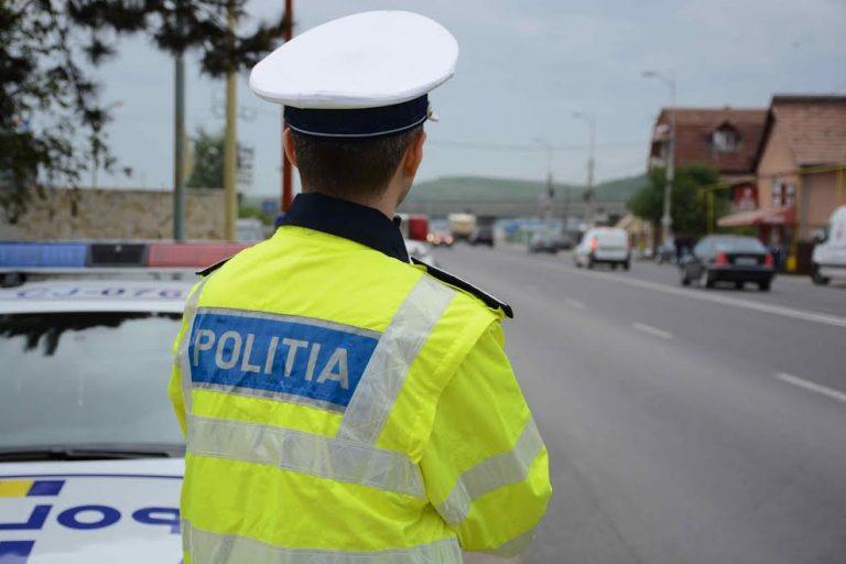 Fals şofer dat jos de la volan cu un dosar penal