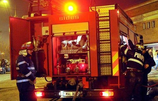 Săptămână de foc pentru pompierii botoşăneni