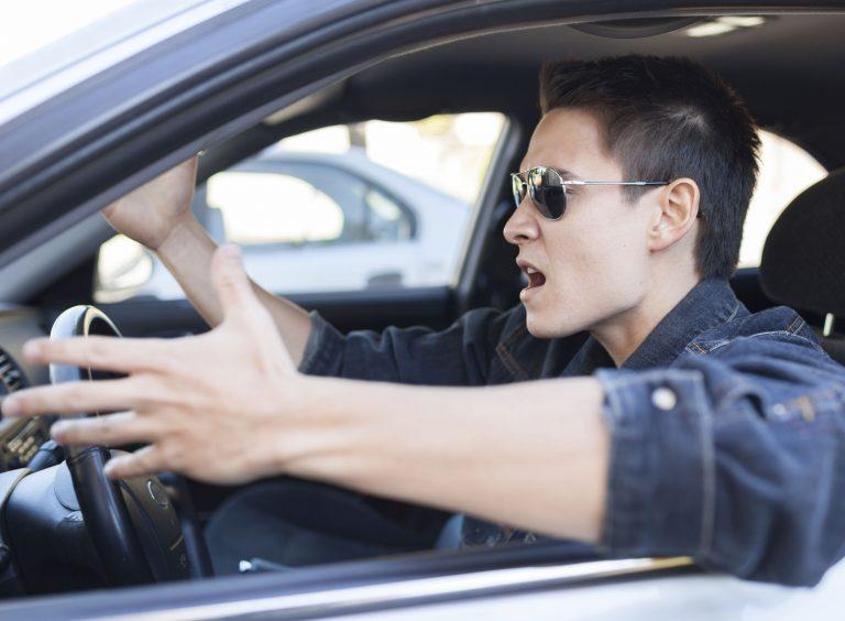 Suedia a suspendat numărul considerat ofensator, al maşinii care circula în România