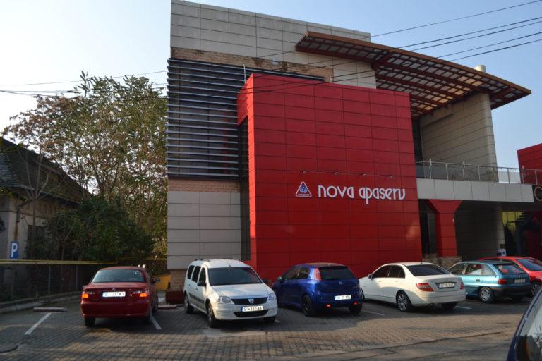 Nova Apaserv a primit încă o amendă de la Poliţia Locală