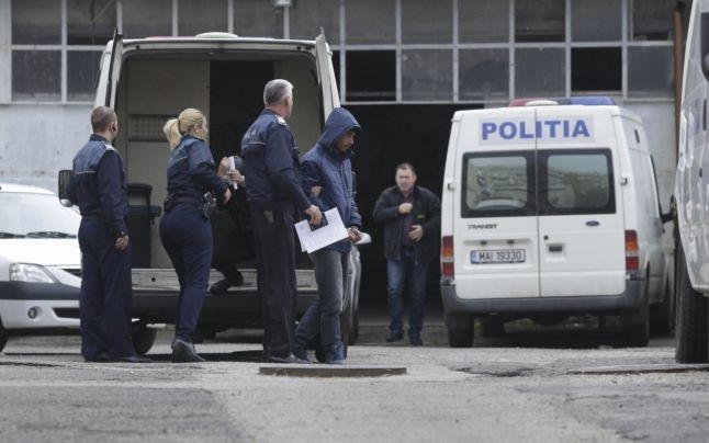 Șoferul capturat în lanul de porumb, după o urmărire cu poliția, a fost arestat