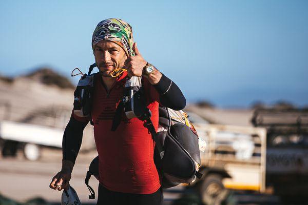 Nouă provocare pentru pompierul maratonist
