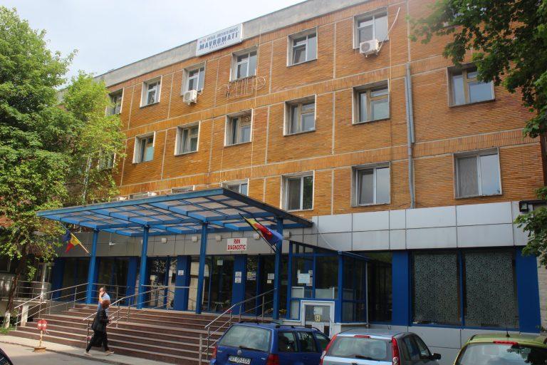Program de vizită redus la Spitalul Judeţean