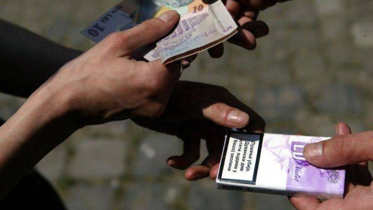 Dosare penale pentru contrabandă cu ţigări