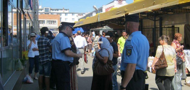 Razii ale poliţiştilor dorohoieni