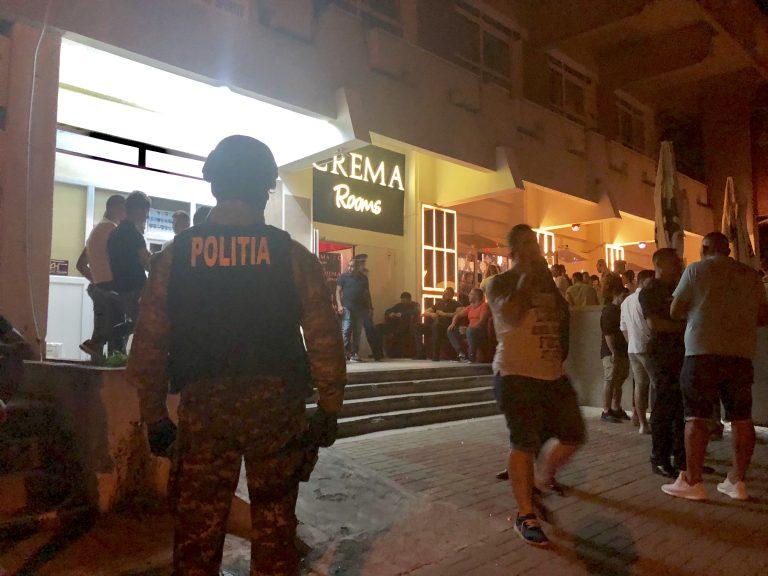 Razii ale mascaţilor în cluburile din Botoşani