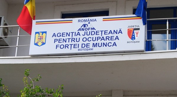 Sute de locuri de muncă vacante la Botoșani