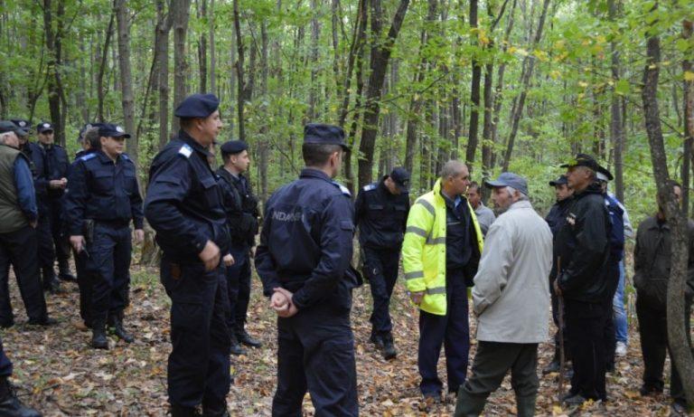 Desfășurare de forțe pentru căutarea unui bătrân dispărut în pădure