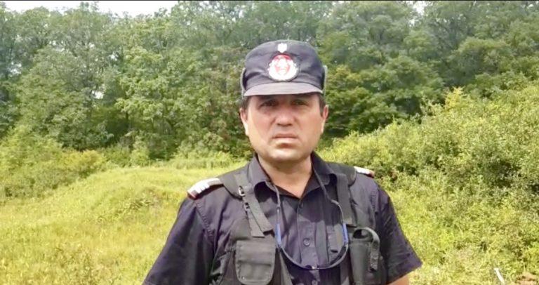 Pompier botoşănean, şef la situaţii de urgenţă pe ţară