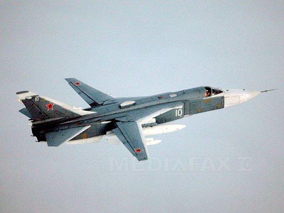 AVION MILITAR rusesc, interceptat în spaţiul aerian românesc
