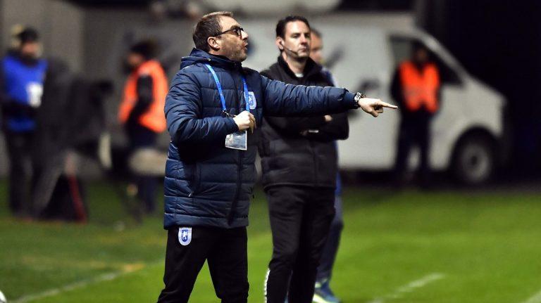 Îl demite FC Botoșani pe Mangia?