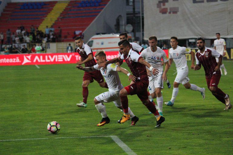 FC Botoșani- FC Hermannstadt, singurul meci programat astăzi în etapa a II-a a Ligii I