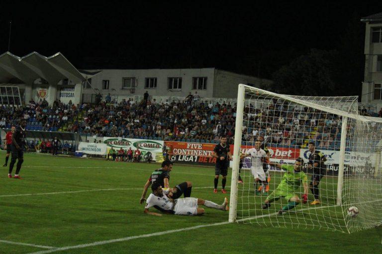 FC Botoșani, lider în Liga I după două etape! Vezi clasamentul!