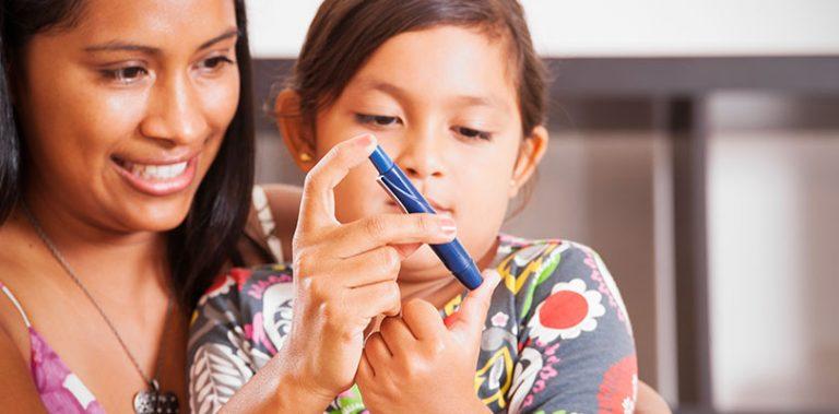 Ajutor de la Ministerul Sănătăţii pentru copiii cu diabet