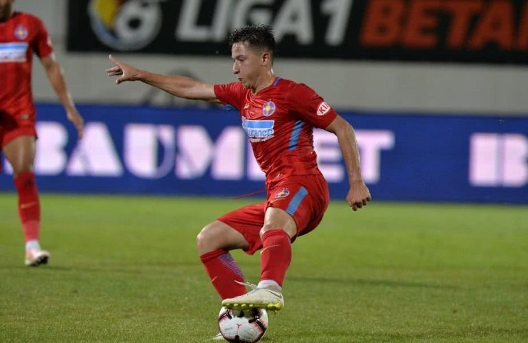 FC Botoșani, gata să pună mâna pe mai bine de un milion de euro, dacă Moruțan pleacă la arabi!