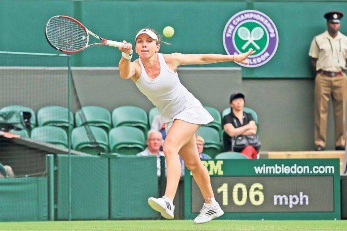 Simona Halep – Eugenie Bouchard, în turul doi de la Dubai. ORA meciului