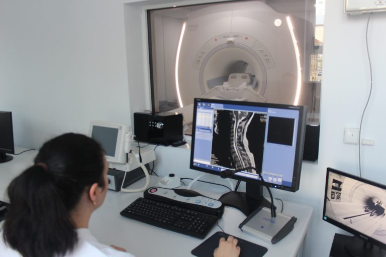 RMN şi CT inaugurate la Spitalul Judeţean