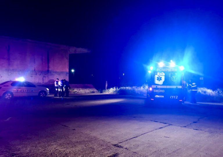 Accident groaznic în Gara Botoșani (video)
