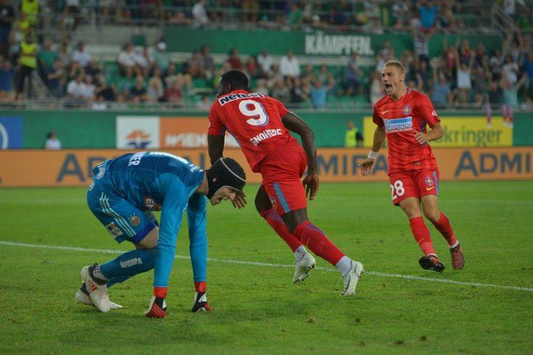 Victorie la Giurgiu și FCSB rămâne în lupta pentru titlu în Liga I!