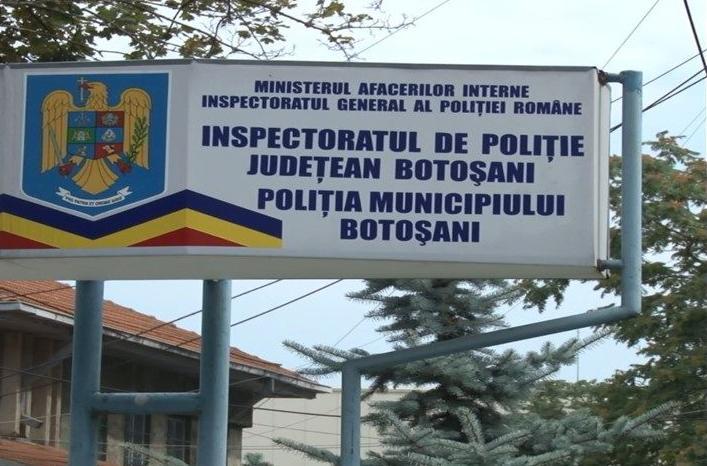 Comisarul Adrian Doloi, şef cu acte în regulă la Poliţia municipiului Botoşani