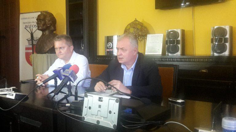 Proiectul pentru finanţare europeană a Teatrului Mihai Eminescu a fost admis (video)