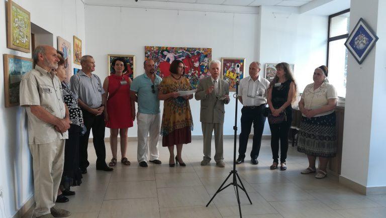 Salon Internaţional de Artă Naivă la Botoşani