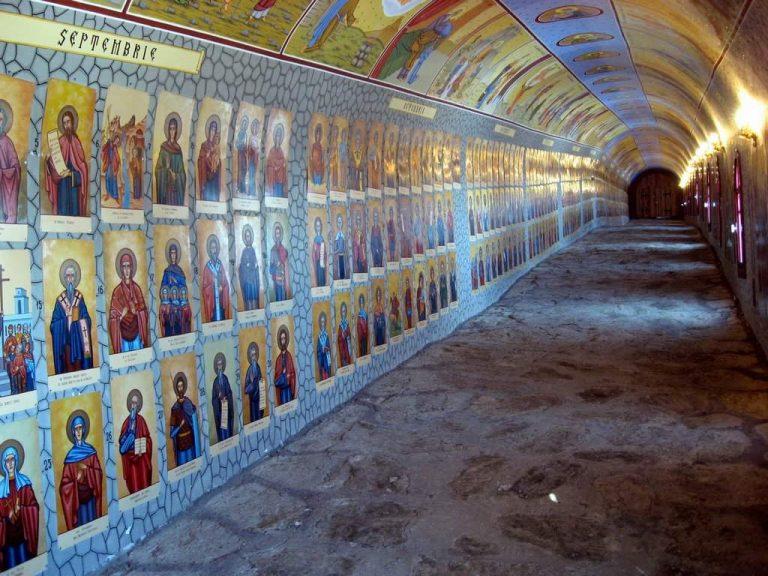 Calendarul ortodox din inima munţilor