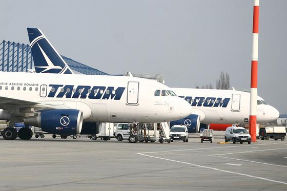 INCENDIU izbucnit pe o pasarelă de îmbarcare din aeroportul Otopeni