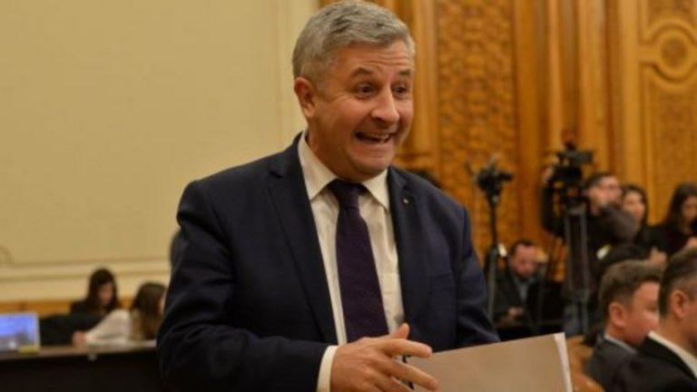 Florin Iordache este noul şef al Consiliului Legislativ