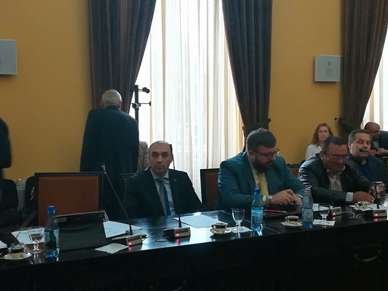Eugen Ţurcanu este nemulţumit de activitatea viceprimarilor municipiului (video)
