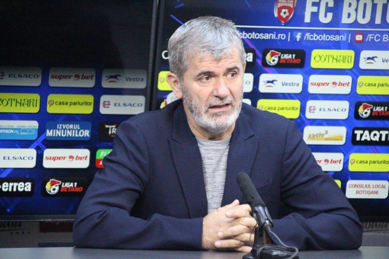 FC Botoșani nu a cedat »» Hervin rămâne până la vară!