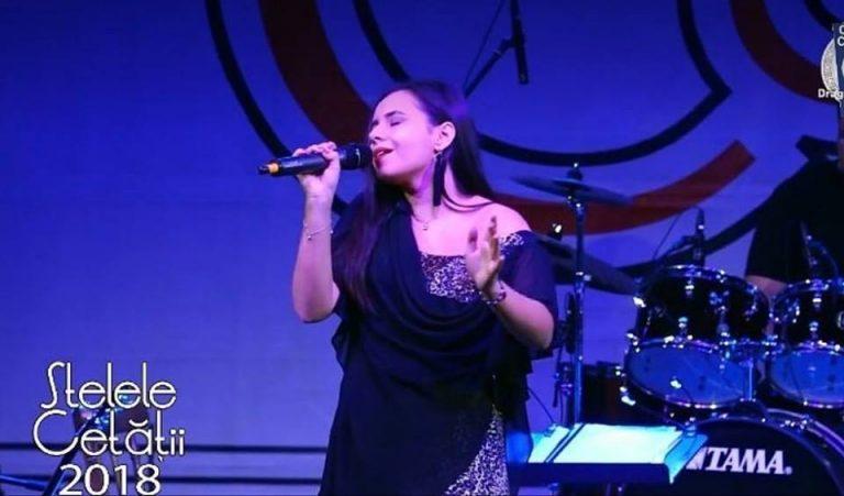 Botoșăneancă premiată la un festival de muzică pop (VIDEO)