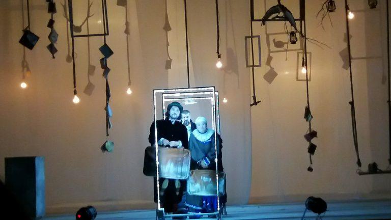 """Zilele Teatrului """"Mihai Eminescu"""" au început cu sala plină"""