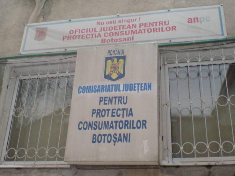 Controale realizate de CJPC finalizate cu amenzi