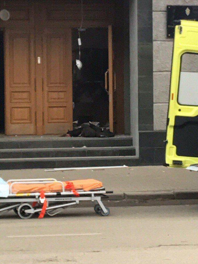EXPLOZIE la un sediu al SPIONILOR din Rusia: O persoană a murit