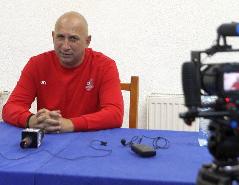 Miriuță debutează pe banca lui FC Hermannstadt astăzi cu Astra Giurgiu