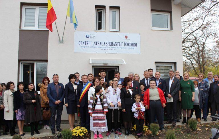 28 de copii s-au mutat în casă nouă, în Dorohoi