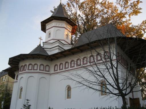 Biserica din curtea Spitalului de copii îşi va serba hramul
