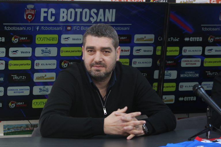 """Staff-ului tehnic al lui """"Ciobi"""" la FC Botoșani i se va alătura un nou secund »» Vezi despre cine este vorba!"""