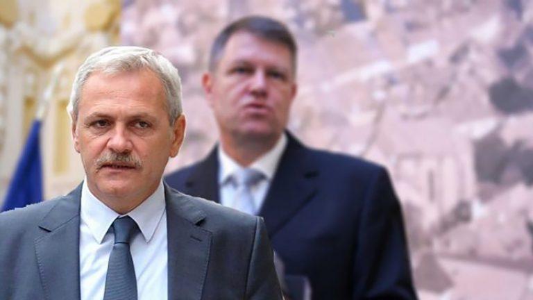 Guvernul se pregăteşte să-l reclame pe Iohannis la CCR