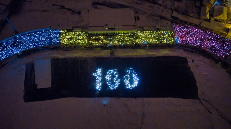 Mii de elevi au scris istorie la Botoşani (video)