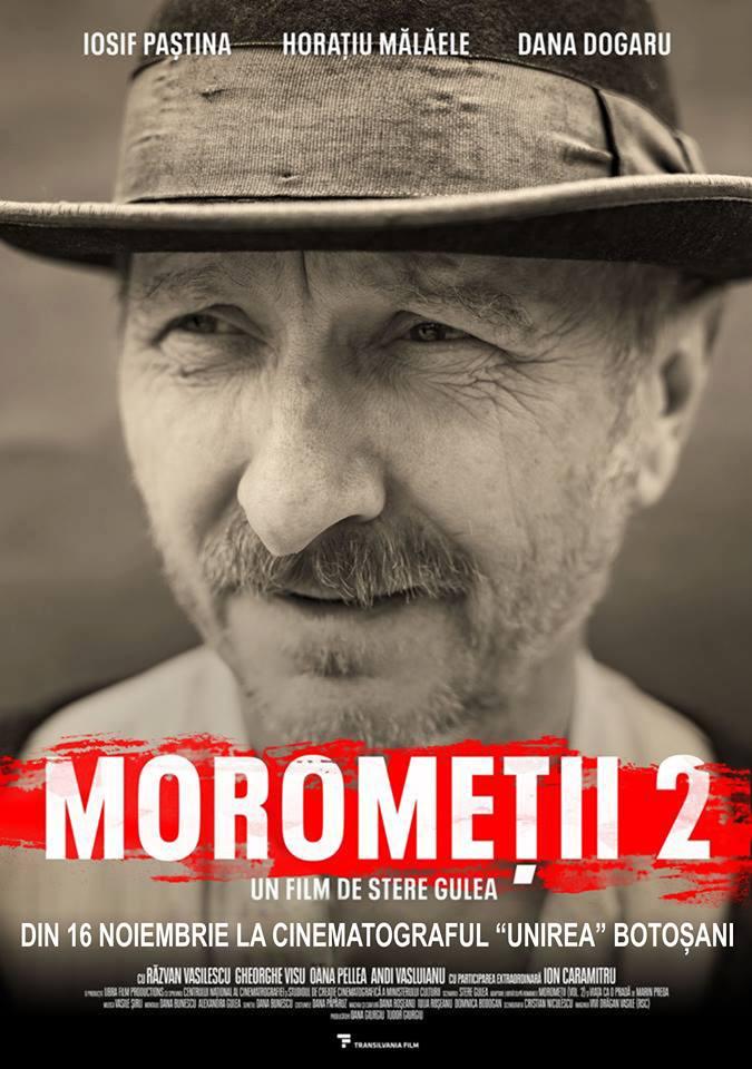 """Filmul """"Moromeţii 2"""" va fi proiectat fără echipă"""