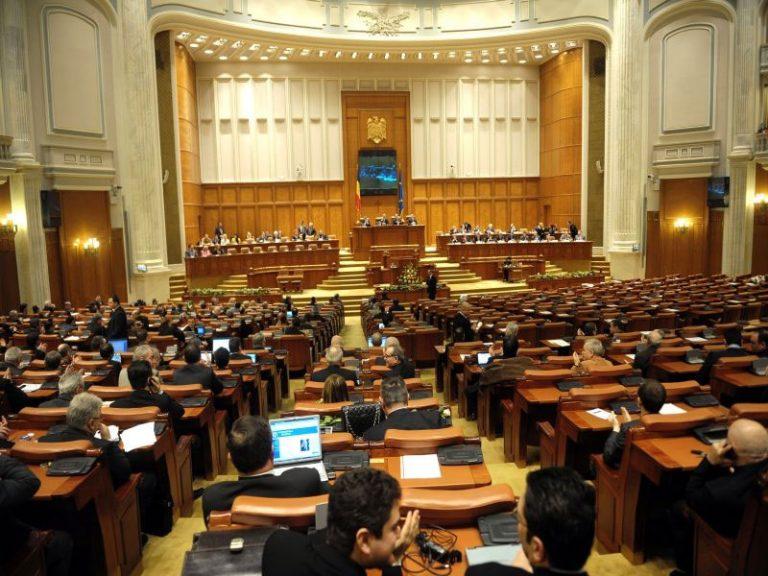 Eliminarea pensiilor speciale ale parlamentarilor va fi votată astăzi