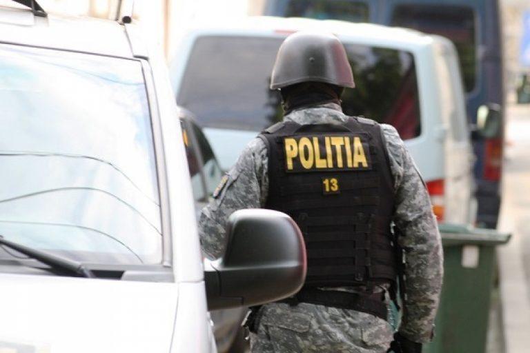 Descinderi cu mascații la Botoșani. Percheziții în alte 27 de județe