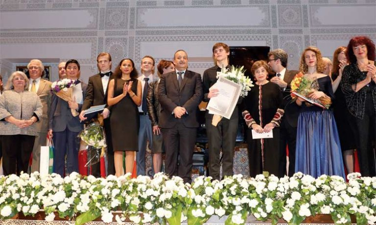 Pianist botoşănean premiat în Maroc